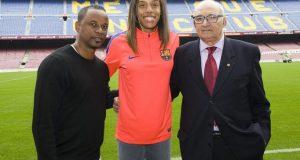 +VIDEO/FOTOS | El FC Barcelona ficha a la venezolana Yulimar Rojas