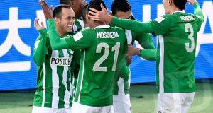 Alejandro Guerra: «Un gol que agradezco primero a Dios y a mi esposa»