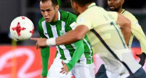 Alejandro Guerra se convierte en el único goleador del Atl. Nacional en su historia mundialista