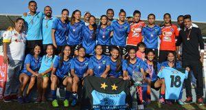 Inició el andar de la Copa Libertadores Femenina con récord de participación de venezolanas