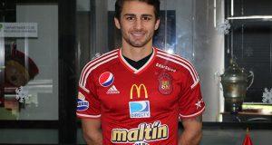 Gabriele Rosa refuerza al Caracas FC