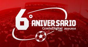 #AniversarioGD | ¡Cumplimos seis años junto a ustedes!