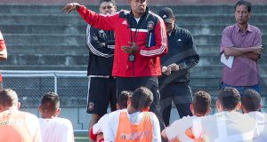 +FOTOS   Inició el ciclo de Noel Sanvicente con el Caracas FC