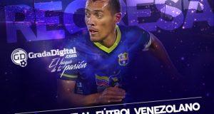 OFICIAL: Vuelve Juan Arango al Fútbol Venezolano