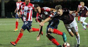 Carabobo cae por la mínima en su debut de Libertadores 2017