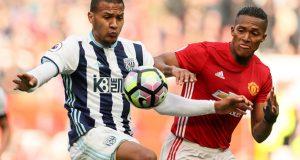 +FOTOS | West Brom de Salomón Rondón empata con el Manchester United