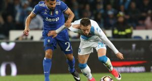 Igualdad en el San Paolo entre Napoli y Juventus de Tomás Rincón