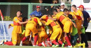 Aragua FC está dentro de la liguilla final del Apertura