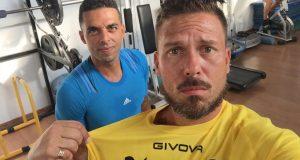 Andrés Rouga se incorpora a su nuevo club