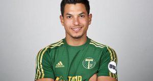 Renzo Zambrano, nuevo jugador del Portland Timbers 2