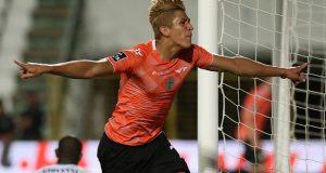 +VIDEO/FOTOS | Ronaldo Peña se estrena como goleador en Portugal