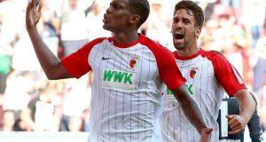 +VIDEO/FOTOS | Sergio Córdova se estrena como goleador en la Bundesliga