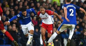 West Brom de Salomón Rondón empata con Everton