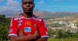 Juan David Muriel defenderá los colores del Caracas