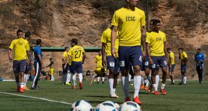 'Cheo' Fasciana: «Ya quiero que llegue el momento del debut y hacer un torneo inolvidable»