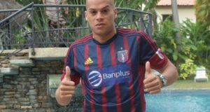 Rubén Rojas nuevo delantero azulgrana
