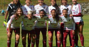 La Vinotinto femenina Sub-20 parte a Ecuador en busca de la clasificación a Francia 2018