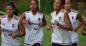 La Vinotinto femenina Sub-17 inaugura 2018 con un módulo en Caracas