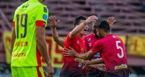 Un nuevo récord se suma a los registros del Caracas FC