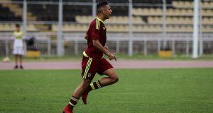 Vinotinto Sub 20 derrota nuevamente a Colombia
