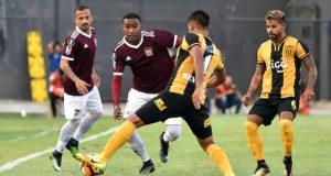 Guaraní vapuleó al Carabobo con seis goles