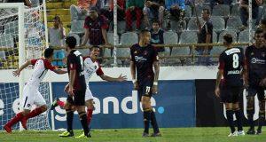 Monagas no pudo en su debut de Libertadores