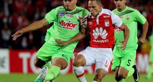 Táchira no pudo en Bogotá y pone fin a la Libertadores 2018