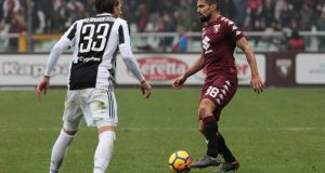Torino de Tomás Rincón cae en derbi ante la Juventus