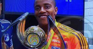 Wuilker Fariñez logra su primer título en Colombia