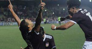 Con tres hombres menos, Carabobo rescata un empate frente al Monagas