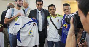 """César Farías: """"Siempre he tenido una visión positiva del fútbol venezolano"""""""
