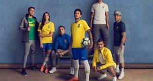 Estas son las espectaculares indumentarias para Brasil en su objetivo del sexto título mundial