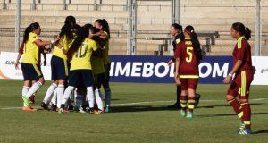 Vinotinto Femenina S-27 debuta con derrota en la Fase Final