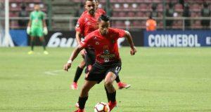 Caracas logra su clasificación en la Sudamericana