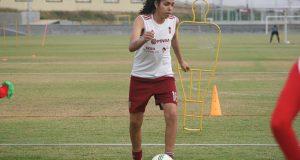 """Gabriela García: """"Estamos remando hacia un mismo objetivo: ir a la Copa del Mundo"""""""