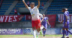 Caracas FC se reencuentra con la victoria