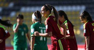 """Deyna Castellanos: """"Ya estamos mentalizadas en Brasil, sin miedo"""""""