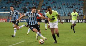 Monagas cayó goleado en Porto Alegre ante Gremio