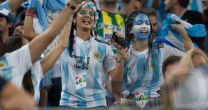 FOTOS | ¡Disfruta las mejores fotografías de la clasificación argentina a octavos de final!