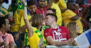 FOTOS | ¡Disfruta de las mejores fotografías de la fiesta brasileña en Moscú!