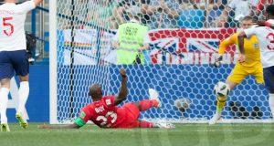 Felipe Baloy marca el primer gol de la historia de Panamá en los Mundiales