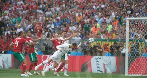 Portugal vence con gol de Ronaldo a Marruecos