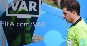 El VAR entra en acción por primera vez en la historia