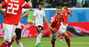 Rusia pone rumbo a octavos ante un Egipto que solo fue Salah