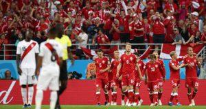 Dinamarca amarga el ansiado retorno de Perú