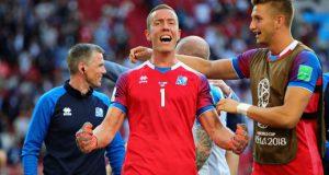 Halldorsson: «Estudié muchos penaltis de Messi, intenté entrar en su cabeza»