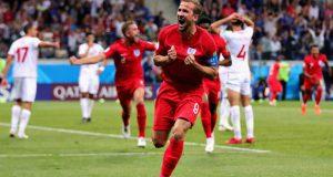Kane rescata a Inglaterra con dos goles frente a Túnez