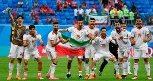 Irán logra la segunda victoria de su historia en la Copa del Mundo