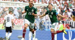 México hace historia y tumba a la campeona
