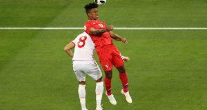 +FOTOS | ¡Formados en el FutVe! Luis Ovalle y Gaby Torres fueron titulares frente a Túnez
